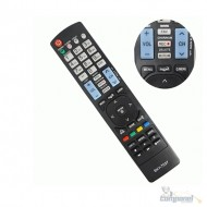 Controle Remoto para Tv Lg Lcd Led Smartv LE7037/CO1167